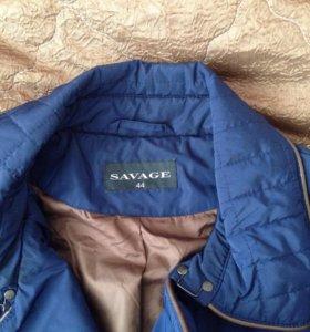 Демисезонное пальто в хорошем состоянии