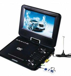 Телевизор+DVD плеер xpx 7099D