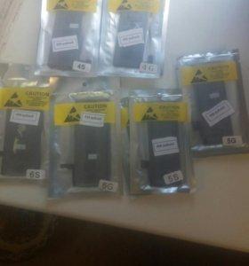 Аккумуляторы на IPhone новые