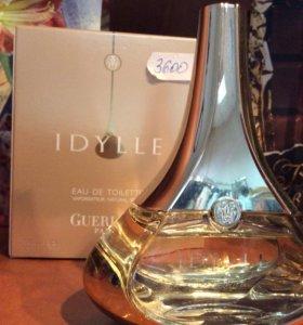 Парфюмерия Guerlain Idylle! 35 ml!