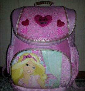 Школьный рюкзак , ортопедическая спинка, облегченн