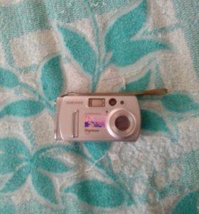 Фотоаппарат(без аккумулятора)