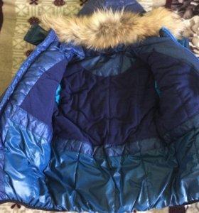 Зимняя хорошая куртка