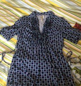Кофта / блузка / туника для беременных и кормящих