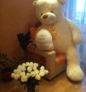 Продам медведя 2м