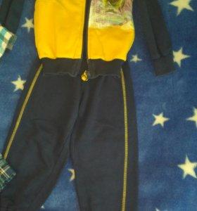 Спортивный костюм barkito р-р 98