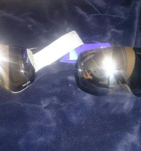Горнолыжные очки (новые)