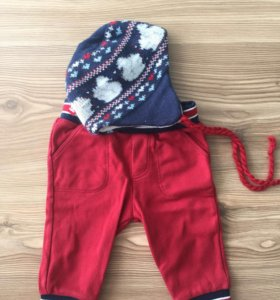 Шапка и штаны