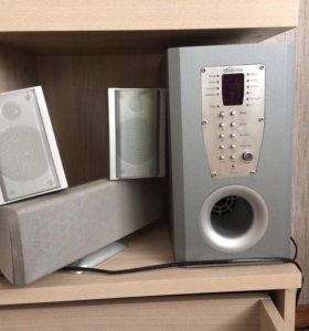 Музыкальная система 5.1