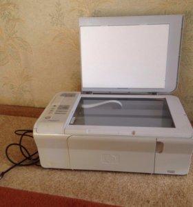 МФУ HP DeskJet F4213