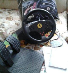 руль+педали Experience Racing