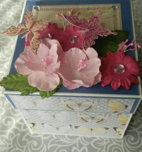 Денежная коробочка