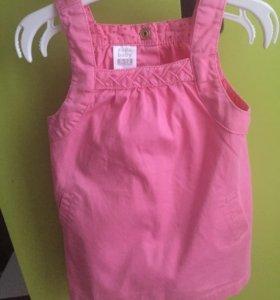 Сарафан платье Zara baby 80