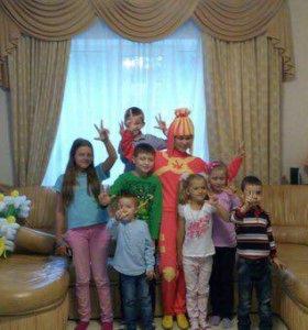 Шоу, детский праздник