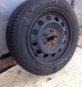 Колеса Michelin Energy Saver (2 колеса)