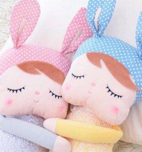 Новые куколки-зайки сплюшки