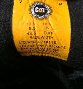 Ботинки мужские CAT