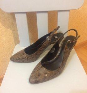 Новые туфли лодочки