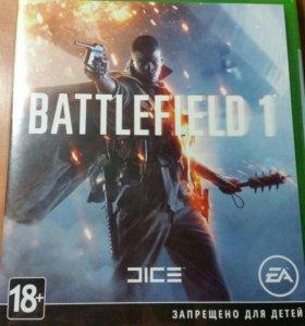 Battlefield 1 на xbox 1