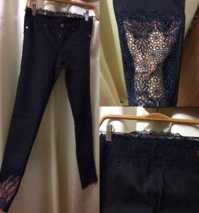 Классические брюки и рубашка