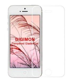 Бронестекла на iPhone 5/5s/6/6s plus