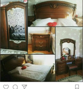 Спальный гарнитур Франческа