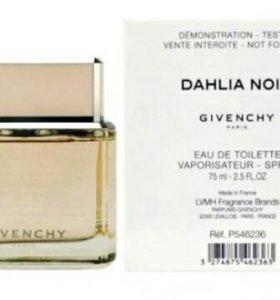 Givenchy Dahlia Noir TESTER 75ml