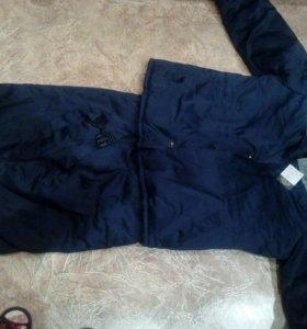 зимняя спец одежда новая