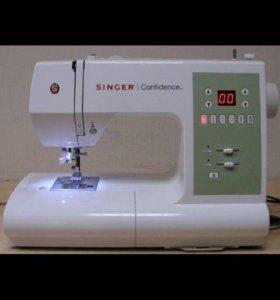 Новая Швейная машинка Singer