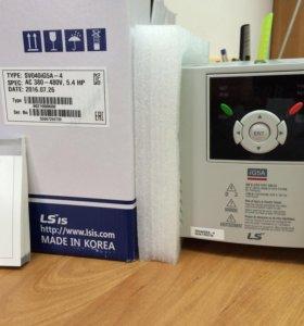 Частотный преобразователь SV040iG5A-4