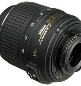 Nikon Nikor  18-55 mm VR