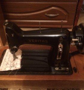 Винтажная швейная машинка VERITAS 32-2S 32/198/100