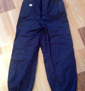 Непромокаемые брюки р.140