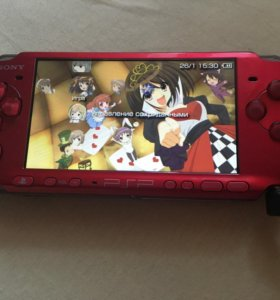 PSP PlayStation Portable Sony
