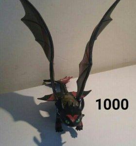"""Игрушки из серии """"Как приручить дракона"""""""