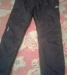 3-6 класс зимние штаны