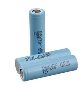 Аккумулятор 18650 inr18650-15mm