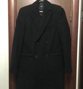 Пальто зимнее asos размер М