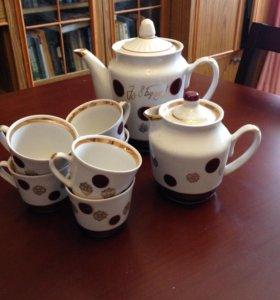 Кофейный набор посуды