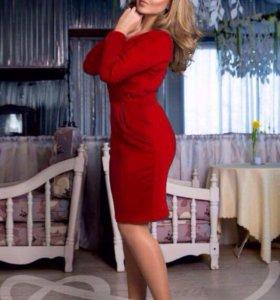 Новое платье 52-56р