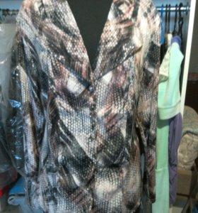 Блуза- пиджак