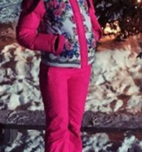 Костюм зимний горно лыжный