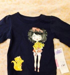 Новая футболочка для вашего любимого ребеночка!