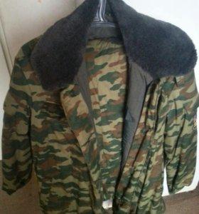 Костюм военный зимний
