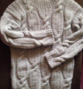 Стильные свитера oversize под заказ