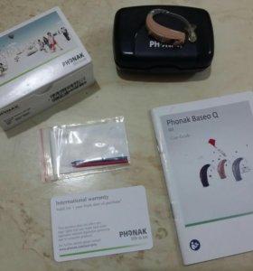 Продаю слуховой аппарат Phonak Baseo Q15,Швейцария