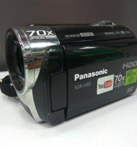 Видеокамера Panasonic SDR-H80