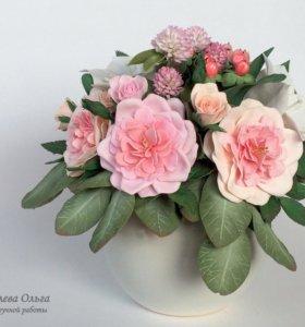 Цветы для декора дома