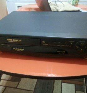 Видео магнитофон кассетный Panasonicl