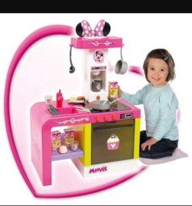 Кухня детская Cheftronic Minnie.новая